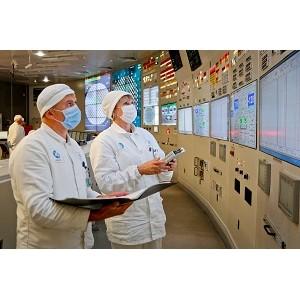 Более 700 млрд кВт/ч выработала Смоленская АЭС за 38 лет эксплуатации