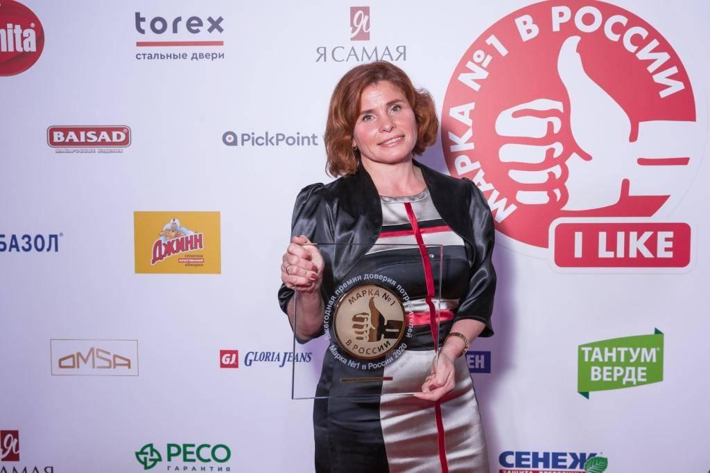 Надежда Романова, генеральный директор Pickpoint