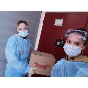 «Молодежка ОНФ» передала лекарства более 800 пациентам с Сovid-19