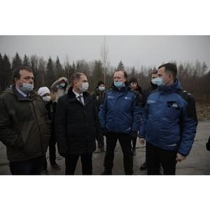 Михаил Романов о ликвидации вреда на полигоне «Красный Бор»