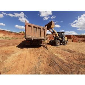 По сигналу ОНФ возбуждено уголовное дело из-за добычи песка в Журавке