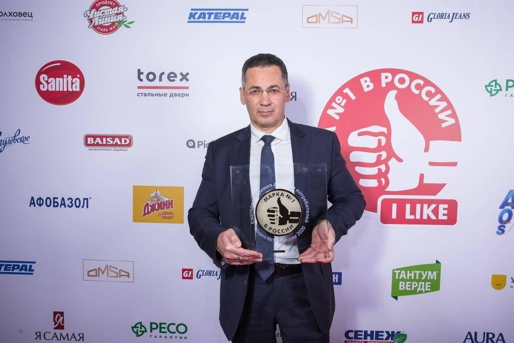 Олег Садовских, первый заместитель генерального директора по стратегическим вопросам компании «Смарт»