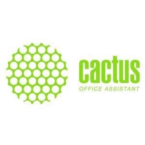 Оптимальное рабочее место с настольными кронштейнами Cactus