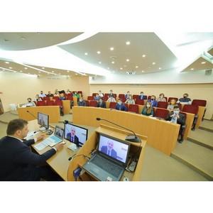 Проект «Общественный дипломатический корпус государств-участников СНГ»