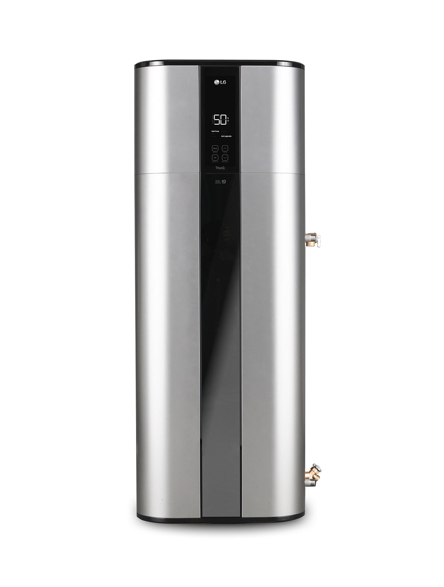 Водонагреватель LG Inverter Heat Pump с заботой об экологии