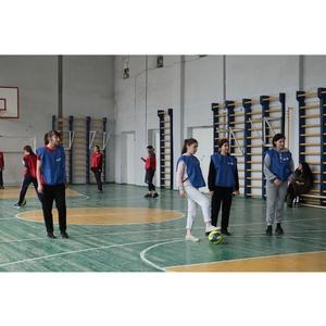 ОНФ в КБР организовал турнир среди женских команд по футболу