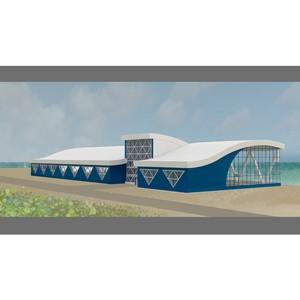ПБ Аргос разработало архитектурную идею комплекса пляжных видов спорта