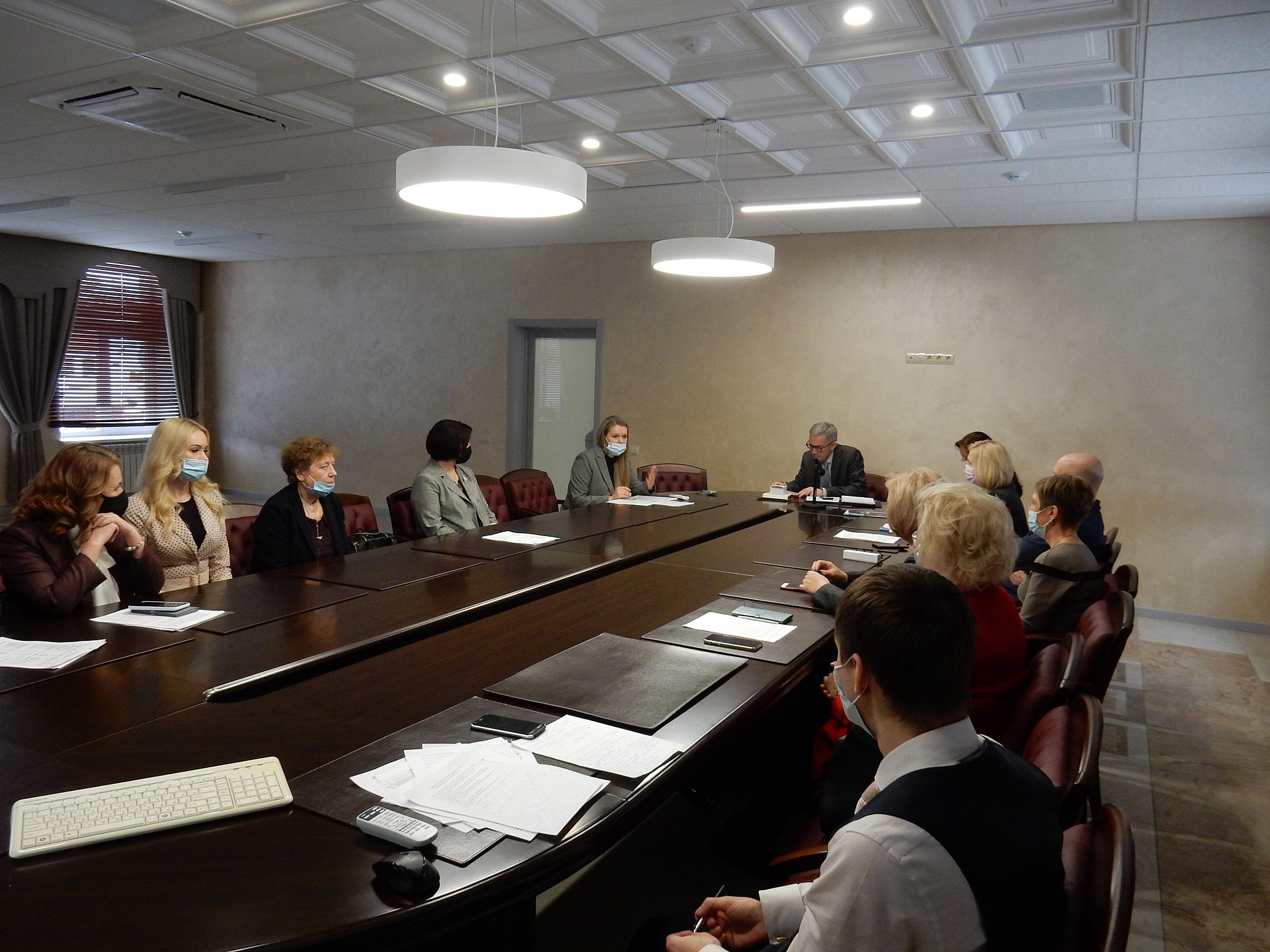 Церемония награждения в Нотариальной палате Свердловской области
