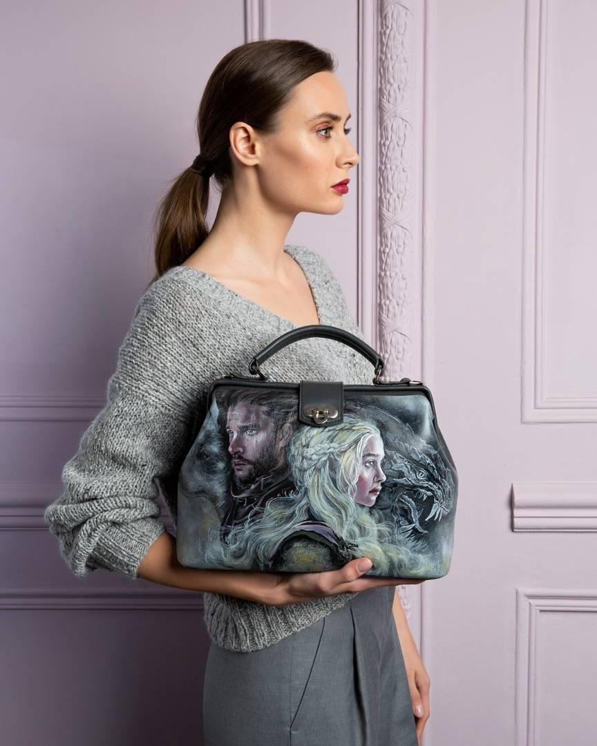 Бренд Okatava: сумки как произведение искусства