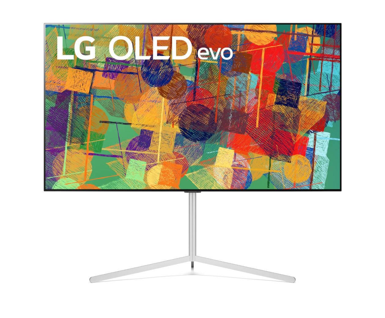 LG представляет новую разработку телевизионных технологий