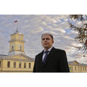 Михаил Романов поздравил сотрудников прокуратуры Санкт-Петербурга