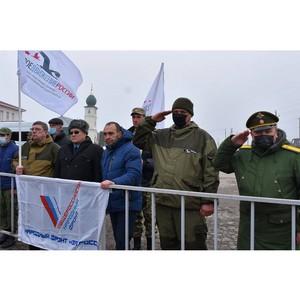 Активисты ОНФ в КБР совершили восхождение на Курпские высоты