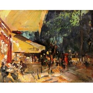 «Коллекцiонеръ Клуб» представляет выставку «До встречи в Париже»