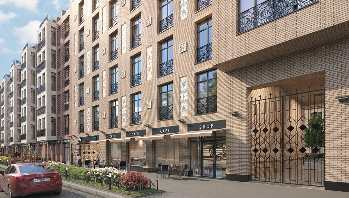 ЖК бизнес-класса «Новый Невский» – №1 в рейтинге Топ ЖК-Петербург