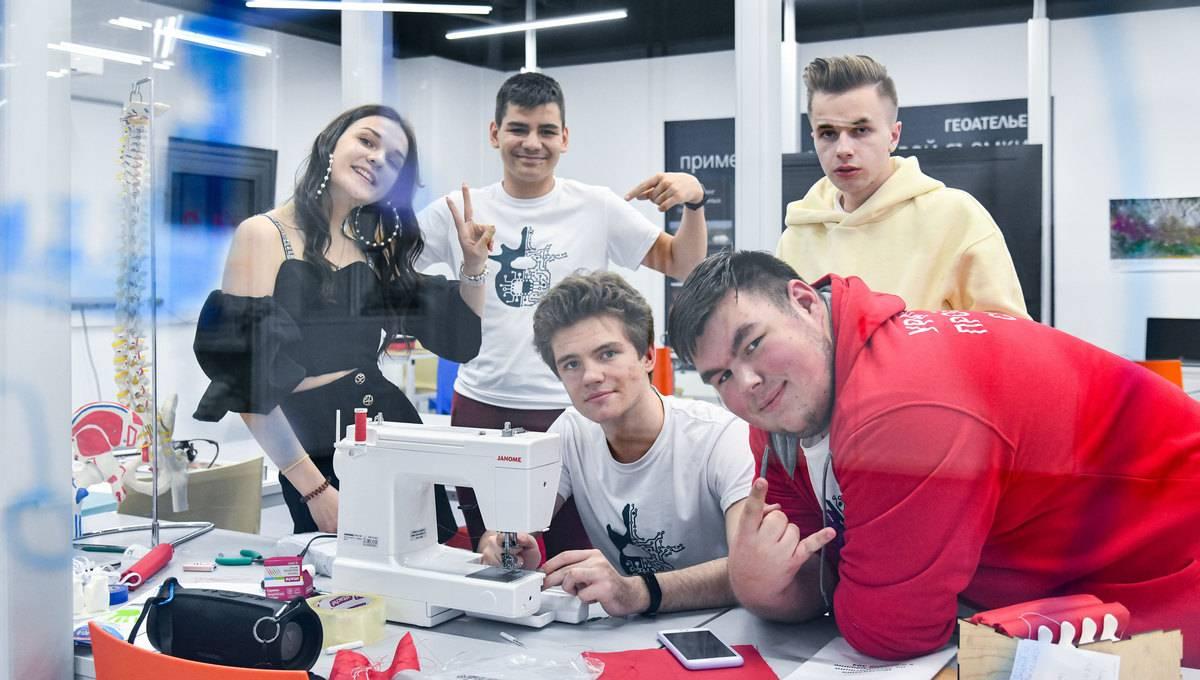 Победителями Уральской проектной смены в «Сириусе» стали два проекта