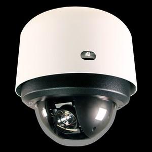 Новые купольные PTZ-камеры с 4K в линейке Pelco Spectra Enhanced 7