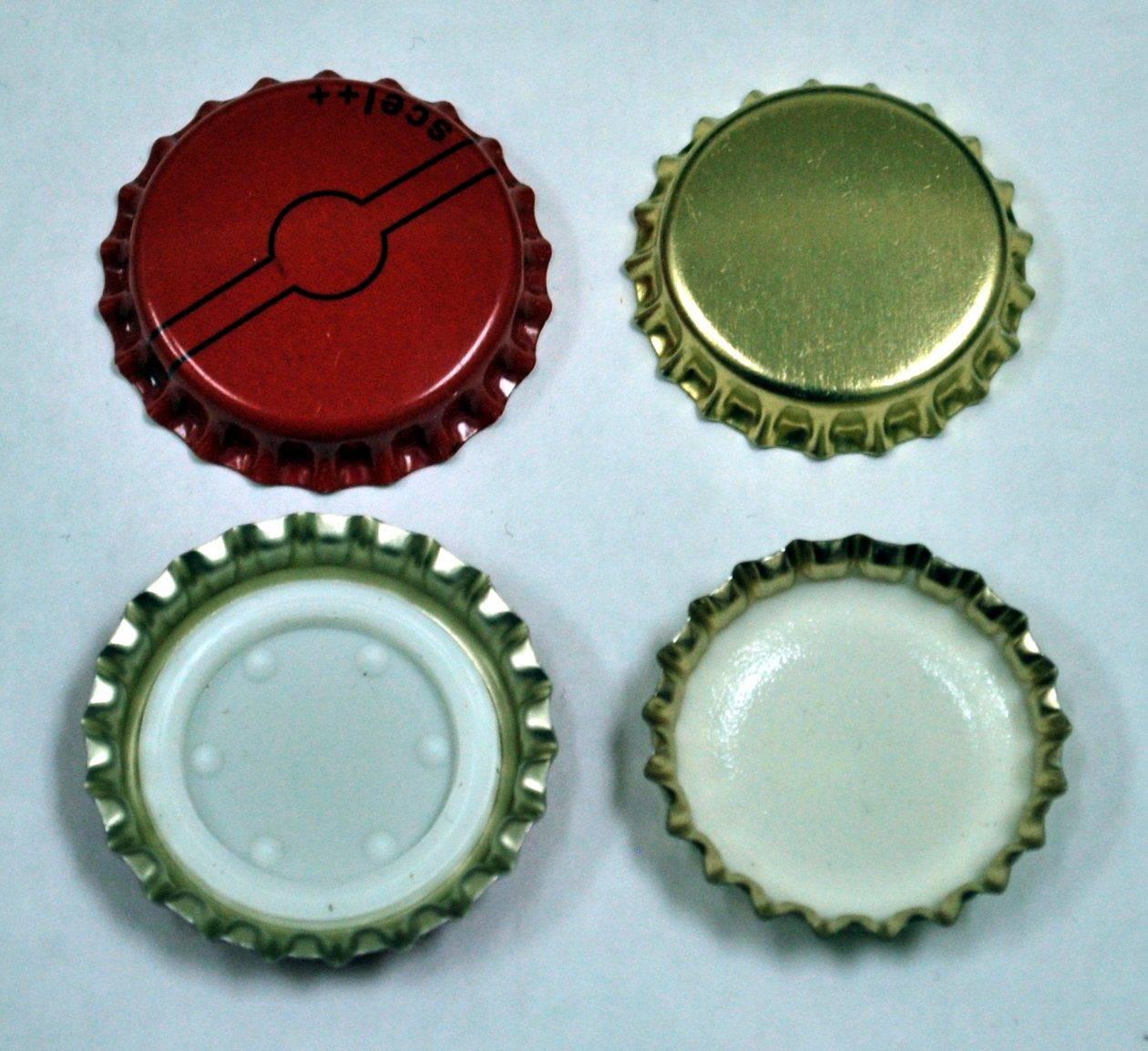 Проимер Кронен пробок обычного и увеличенного диаметра.