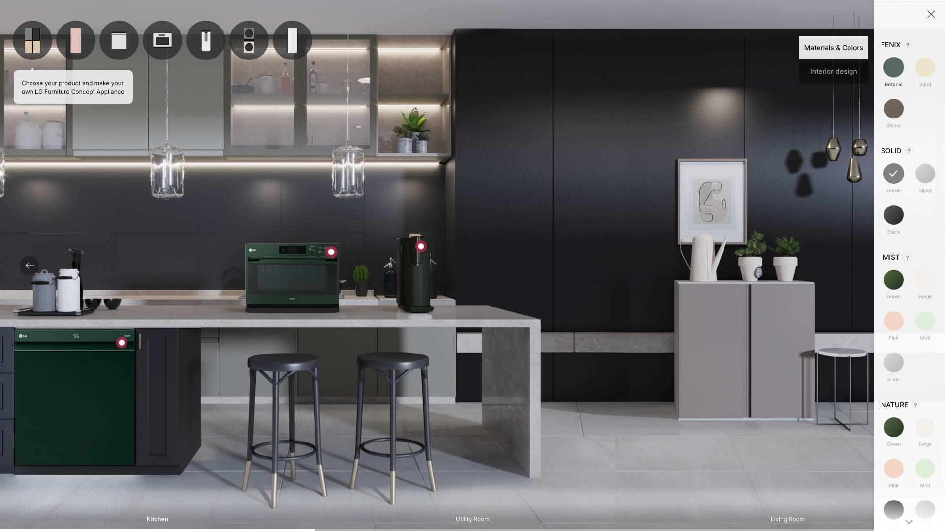 Компания LG представит дизайнерскую технику на выставке CES 2021