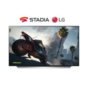 Покупатели телевизоров LG смогут использовать облачный гейминг Stadia