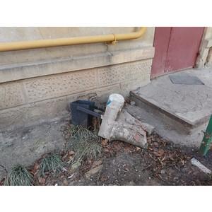 ОНФ просит мэрию внимательно изучить итог ремонта дворов в Семилуках