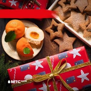 МТС Банк. Новогодние каникулы 2021: онлайн-знакомства и еда на дом