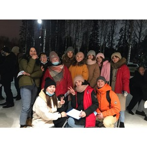 Народный фронт и «Молодежка ОНФ» в Коми провели День студенчества