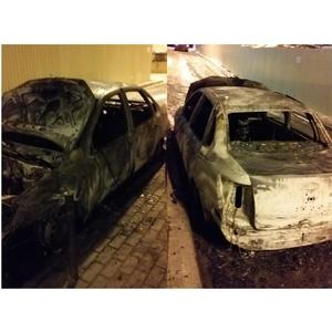 ОНФ призвал расследовать поджог машины многодетной семьи в Воронеже
