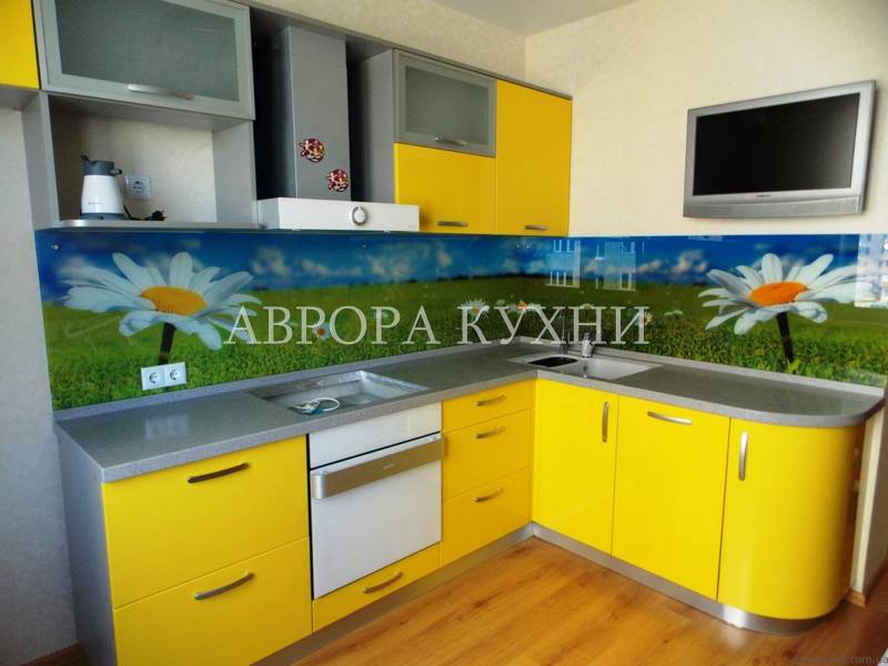"""Угловая кухня """"Инесса-1 арт.15"""