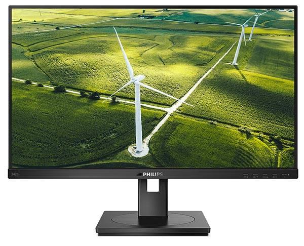 Экологичность и производительность – новый монитор Philips 242B1G