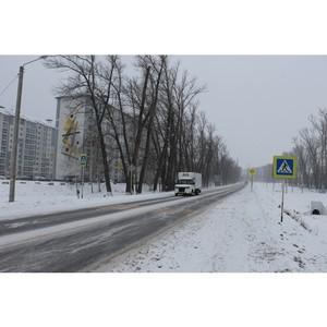 ОНФ просит власти сделать освещение на дороге в Новой Усмани
