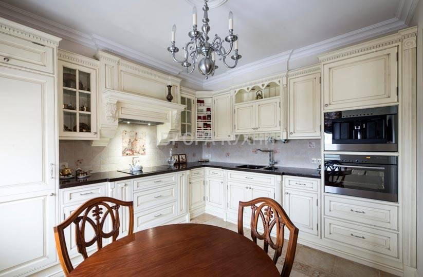 """Белая кухня """"Линда арт.31"""