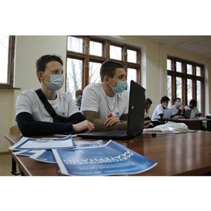 Стартовал «Курчатовский турнир» для школьников России