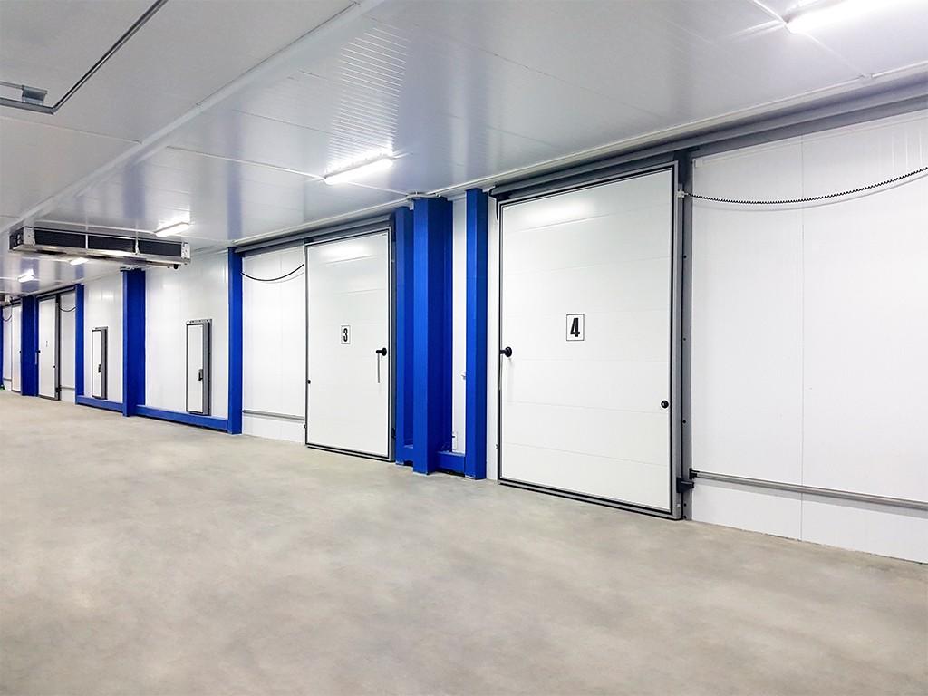 Современная технология сборки холодильных дверей DoorHan