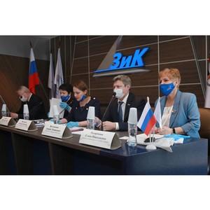 Подвели итоги  работы Совета молодежи и профкома ПАО «МЗИК»