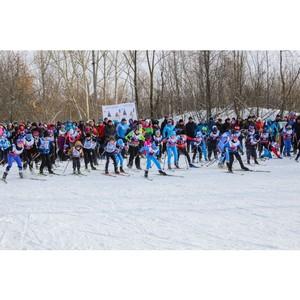 V Всероссийская детская гонка «Лыжня здоровья»