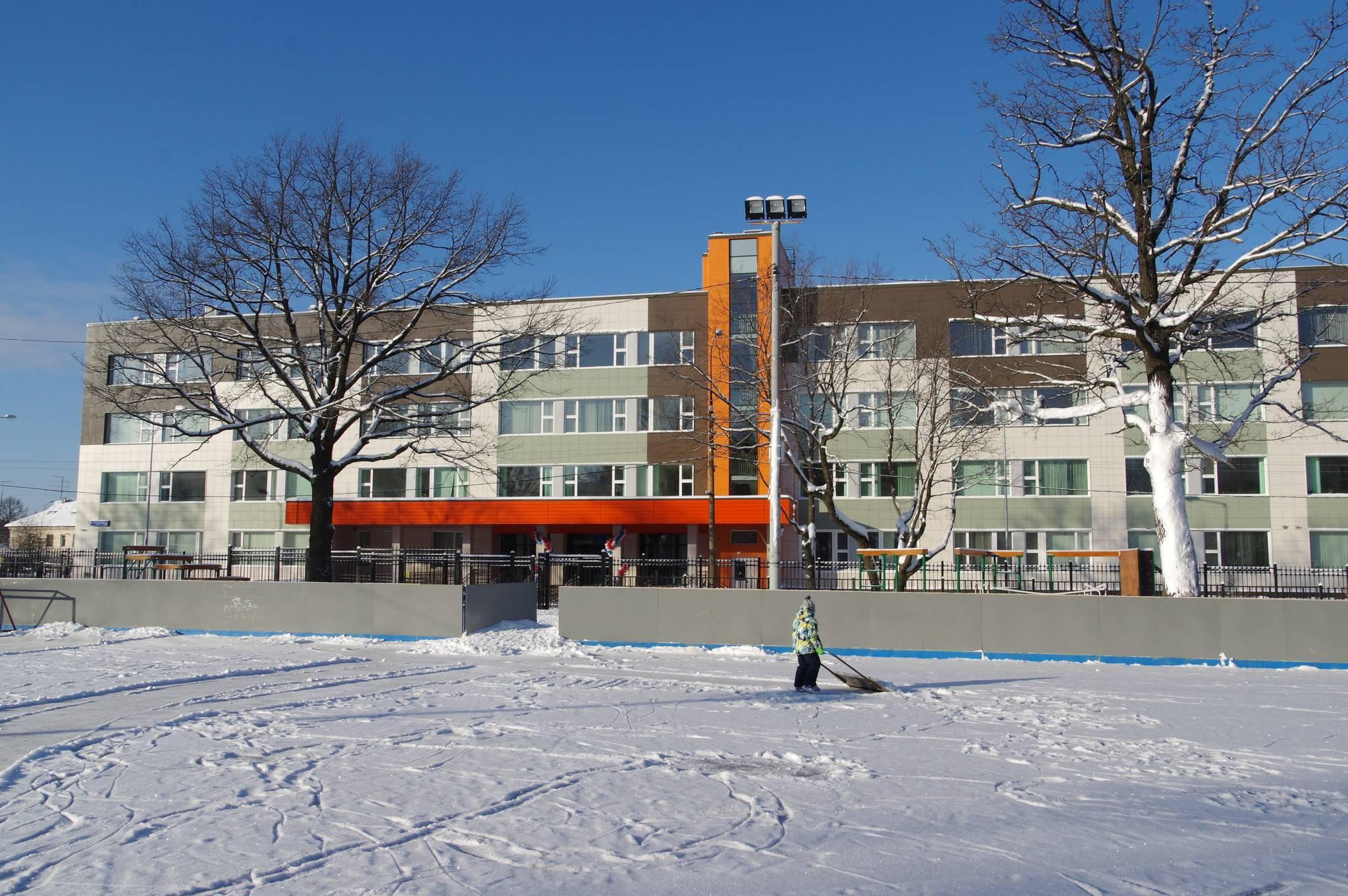 Государственное бюджетное общеобразовательное учреждение города Москвы «Школа № 709» (школьное отделение № 3). 7-я Северная линия, 13, строение 1