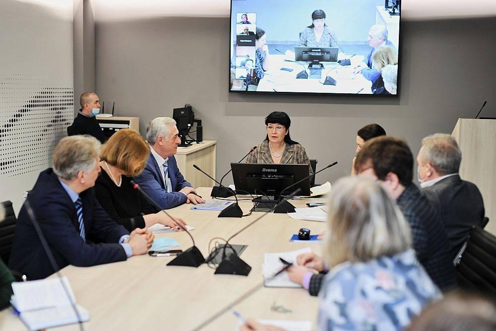 Ректор УрГЭУ сформулировал предложения по развитию УрГЭУ и ИЭ УрО РАН