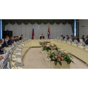Состоялось совещание о ситуации с экспортом рыбной продукции
