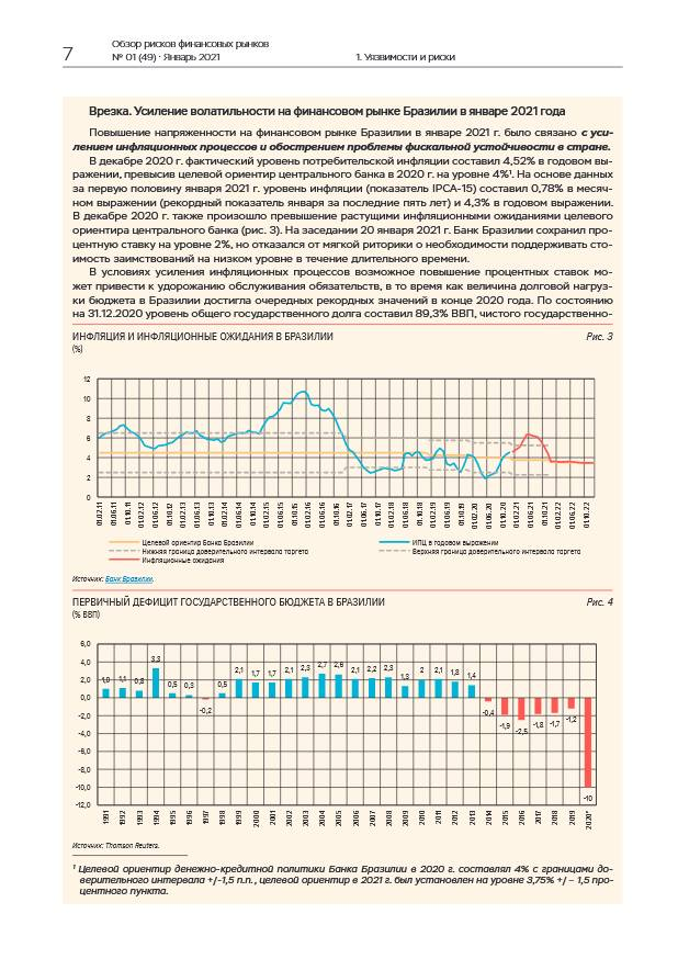 Приток капитала на российский финансовый рынок в январе продолжился