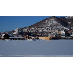 Стройка на берегу Култучного озера вышла за пределы участка