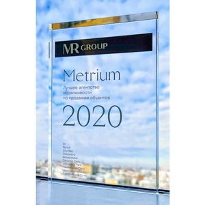 «Метриум» – снова лидер продаж проектов MR Group