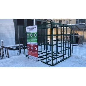 В январе в Петербурге открылись три бесплатных пункта сбора старых шин