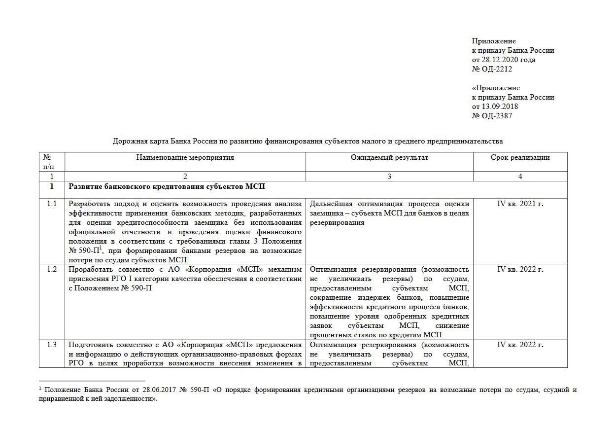 МСБ получит не только кредиты, но и инструменты финансирования