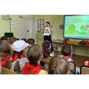 Кизнерские школьники создали видеоролик по электробезопасности