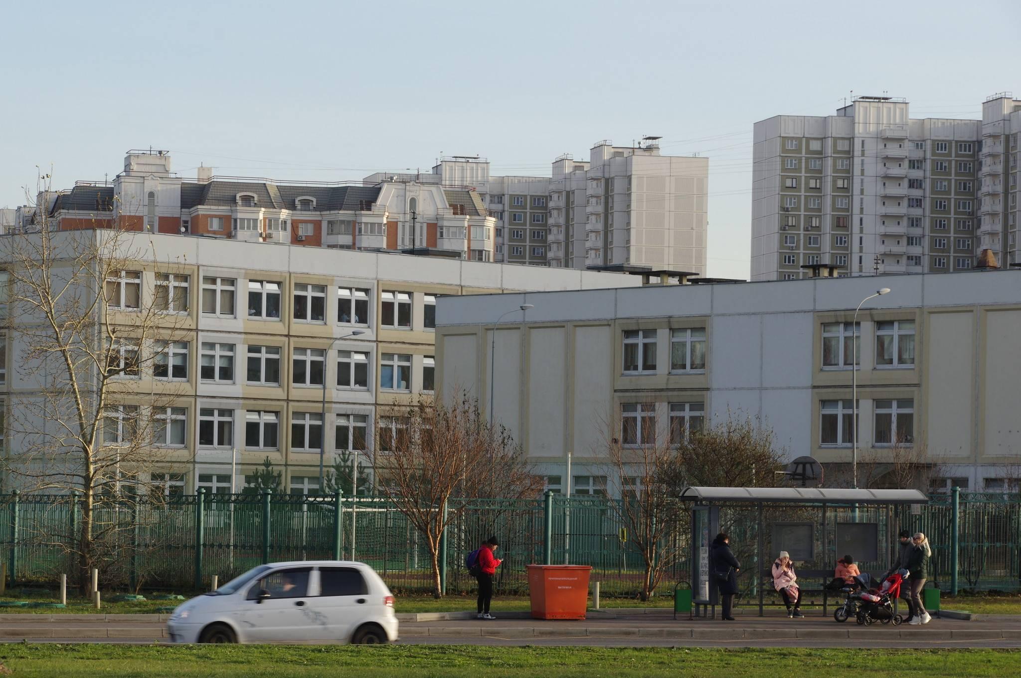 Государственное бюджетное общеобразовательное учреждение города Москвы школа № 709 Школьное отделение № 2 (Челобитьевское шоссе, 2)