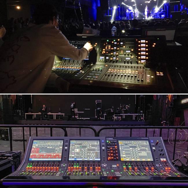 Уютная FOH-гостиная Хай-Тек Медиа приняла гостей перед концертами СБПЧ