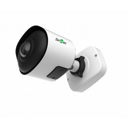 Новые 8 МР панорамные IP-камеры Smartec с полусферическим обзором