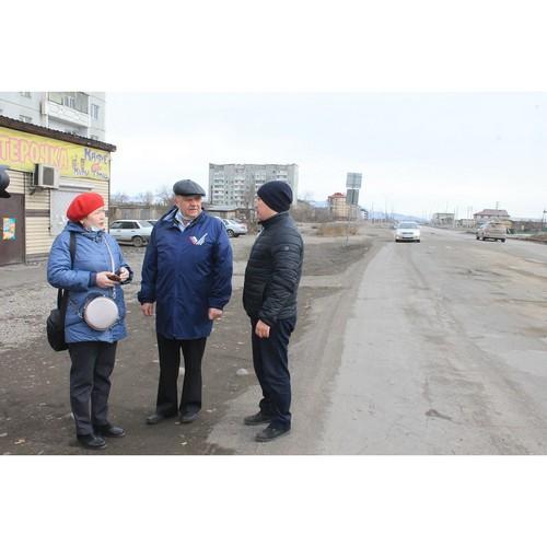 До конца 2021 г. в Кызыле отремонтируют 5 дорог из антирейтинга ОНФ