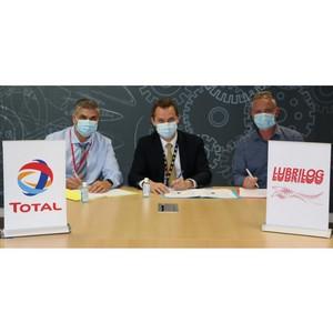 Компания Lubrilog вошла в состав концерна Total