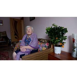 Камчатские волонтеры преподнесли землякам комнатные мандарины